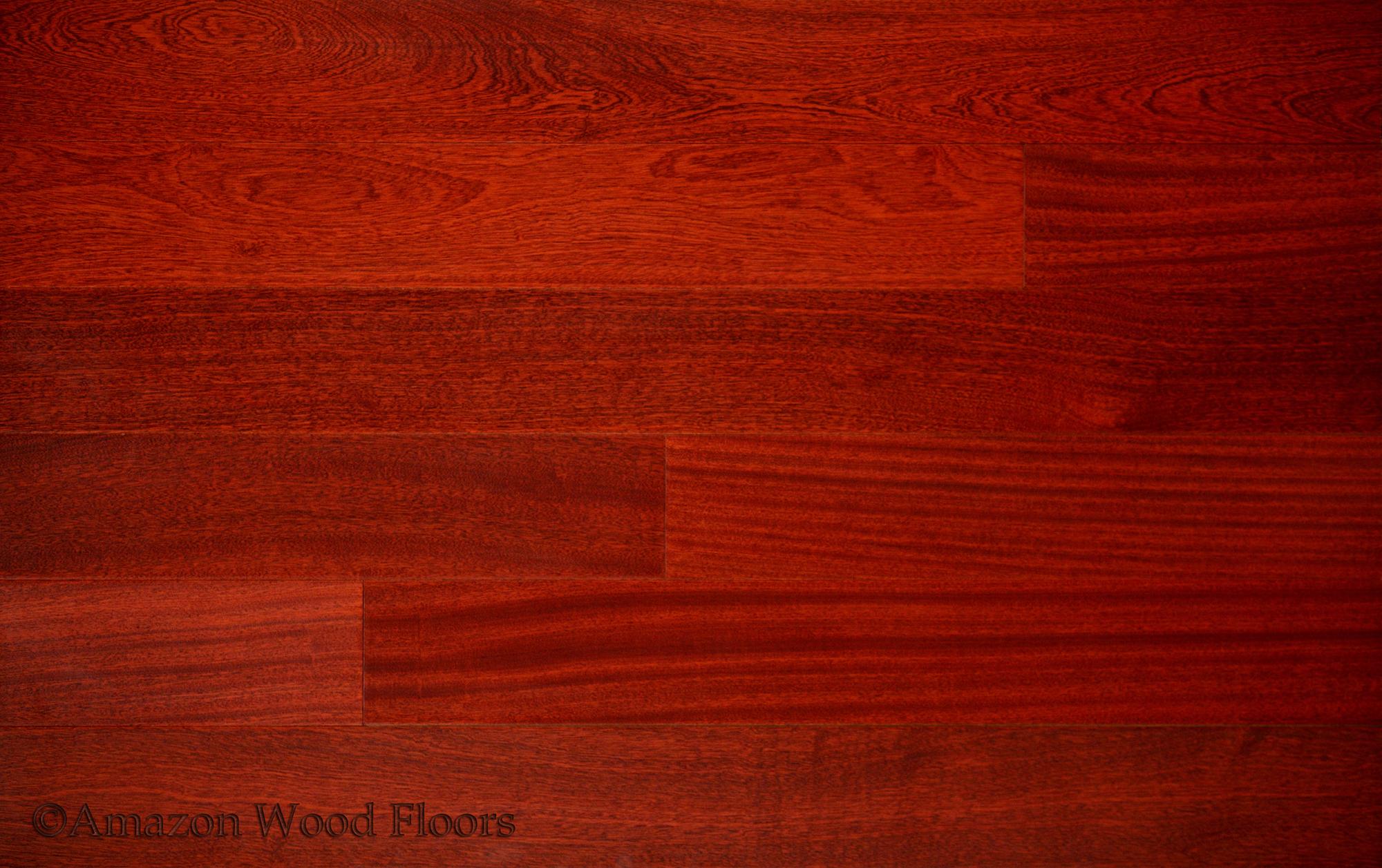 Raw Mahogany Wood ~ African mahogany sapele varmelho