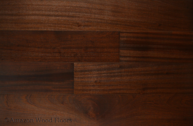 African mahogany sapele rio espresso for Mahogany flooring