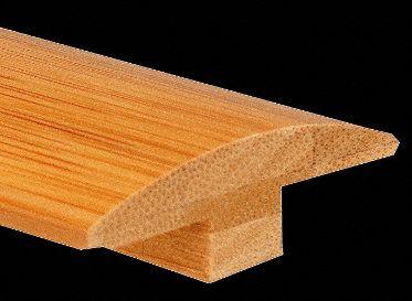 8 x 2 x 6LFT Bamboo T-Molding~10012221_sw