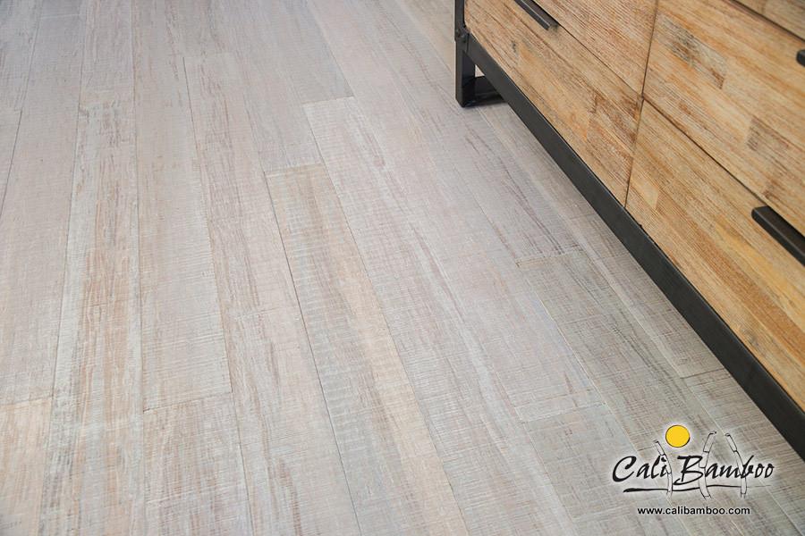 Cali Bamboo Flooring Rustic Beachwood · 15158252230_8e31e8fb13_b
