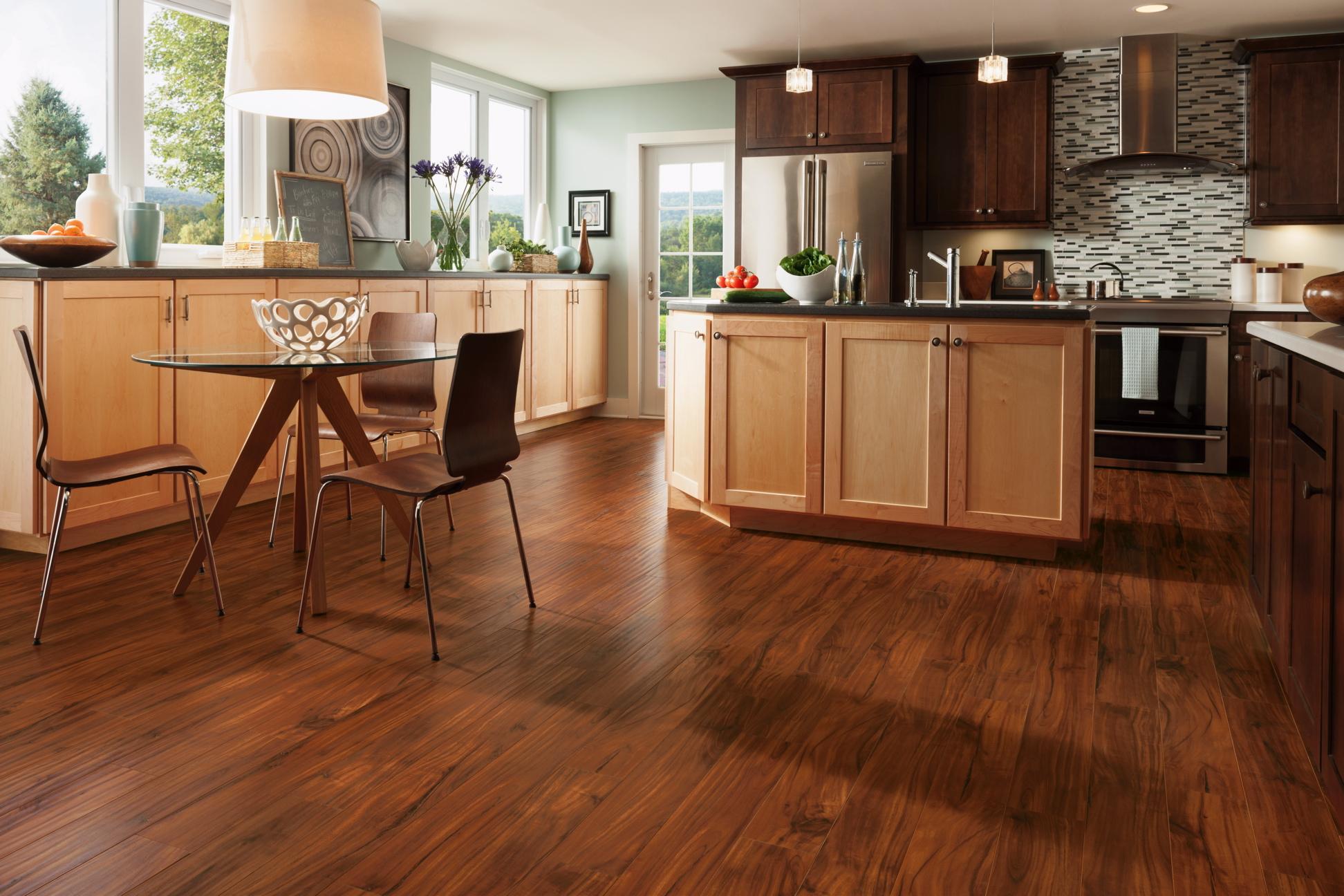 Laminate Flooring Hickory