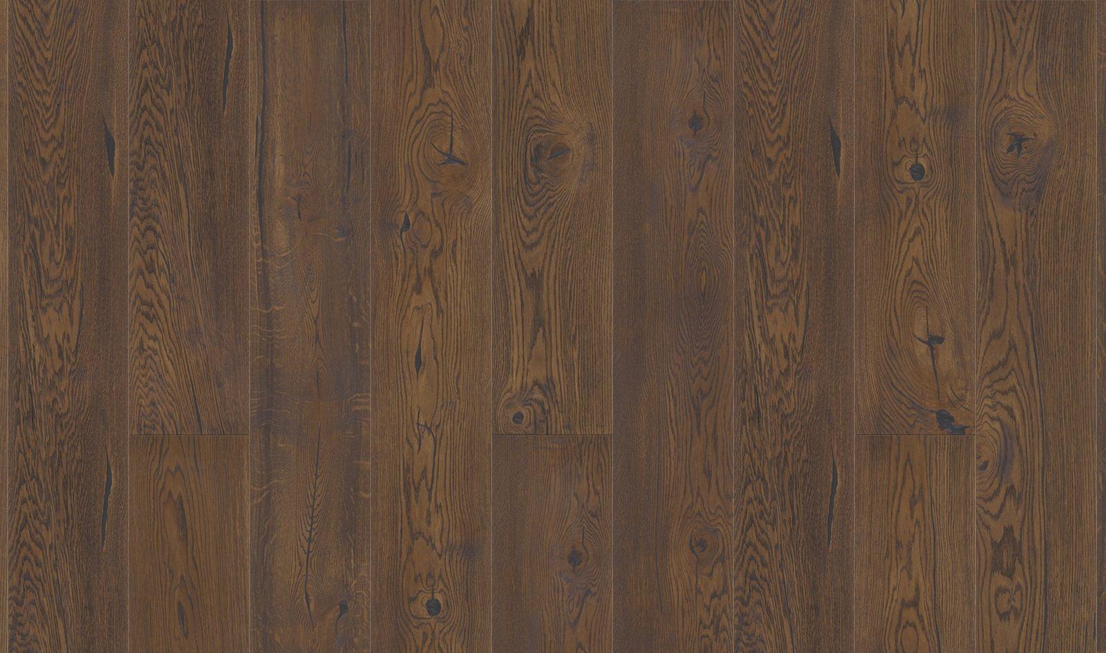 Boen Hardwood Flooring Oak Antique Brown