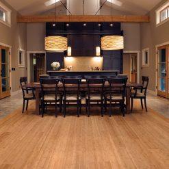 Flooring: Teragren® CRAFTSMAN flat grain Caramelized