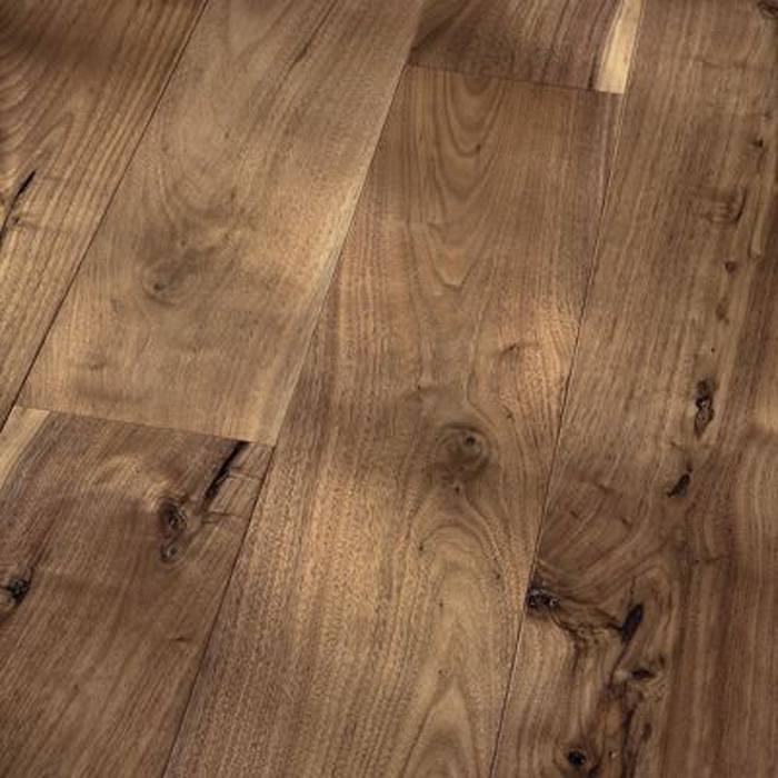 Black Walnut Natural Homerwood Hardwood Flooring Santa