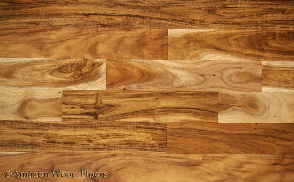 Exotic Walnut Acacia Natural