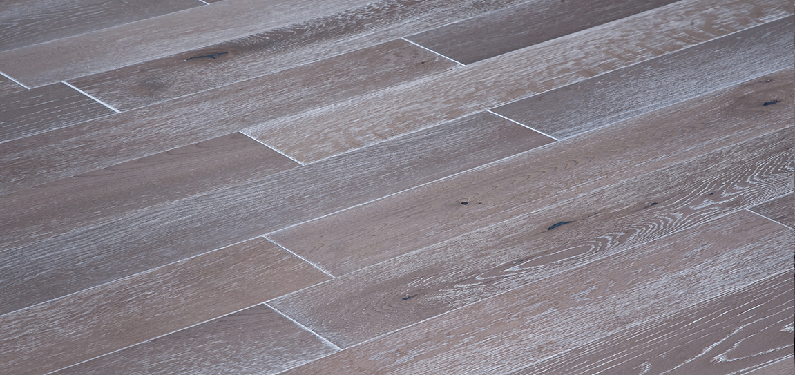 Garrison 2 Distressed Grey White Wash Oak Hero