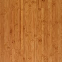 Carbonized horizontal SOLID bamboo