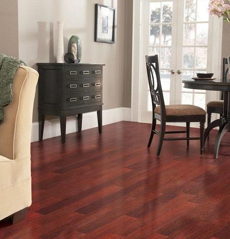 Santos Mahogany Hardwood Flooring Kapriz Floors
