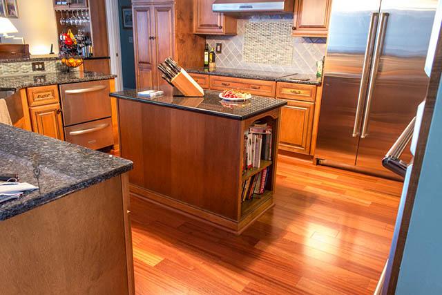 Sapele Natural Flooring