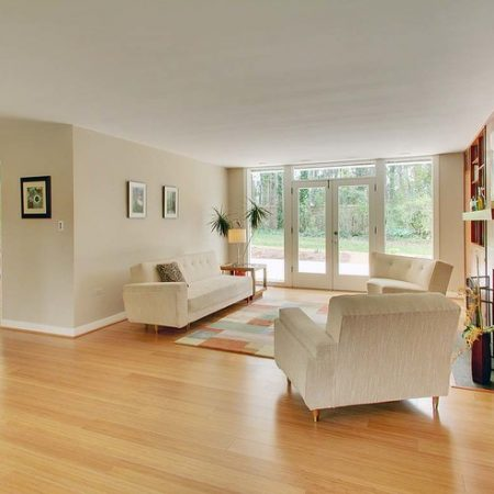 Carbonized Vertical Bamboo - Are bamboo floors expensive