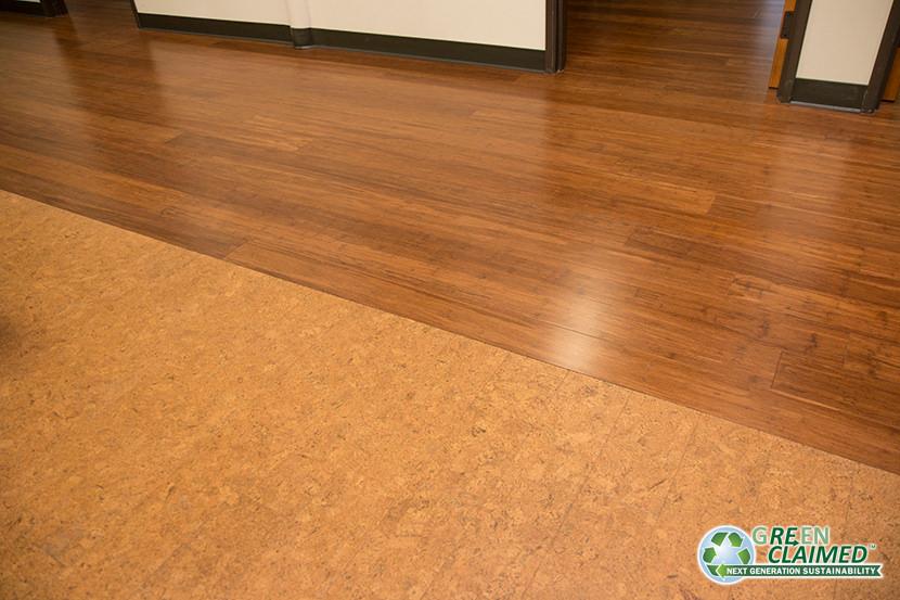 Dawn Green Claimed Cali Bamboo Flooring Santa Clara
