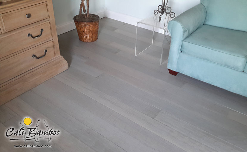 Cali bamboo flooring rustic beachwood for Cali bamboo cork flooring