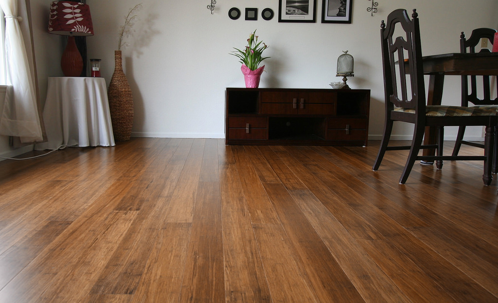 Java Fossilized Bamboo Flooring Wide TG Cali Bamboo Flooring - Are bamboo floors good for kitchens
