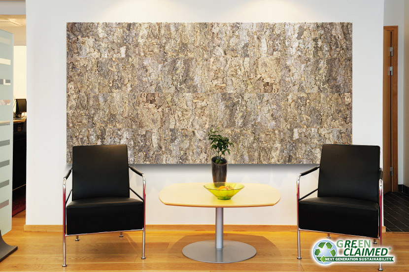 Tundra designer cork wall tiles cali bamboo flooring Decorative wall tiles for living room