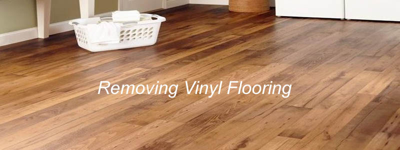 Removing Existing Floor Covering Removing Old Linoleum Or