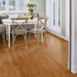 Boen Flooring Oak Gunstock Longstrip