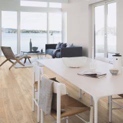 Boen Flooring Oak Town White Plank