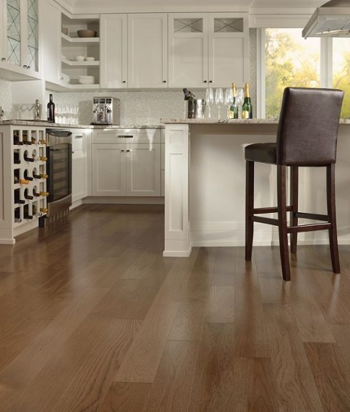 Du Chateau Flooring Reviews: Hickory Savanna Mirage Hardwood Flooring