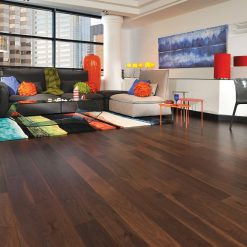 Knotty Walnut Colorado Mirage Hardwood Floors