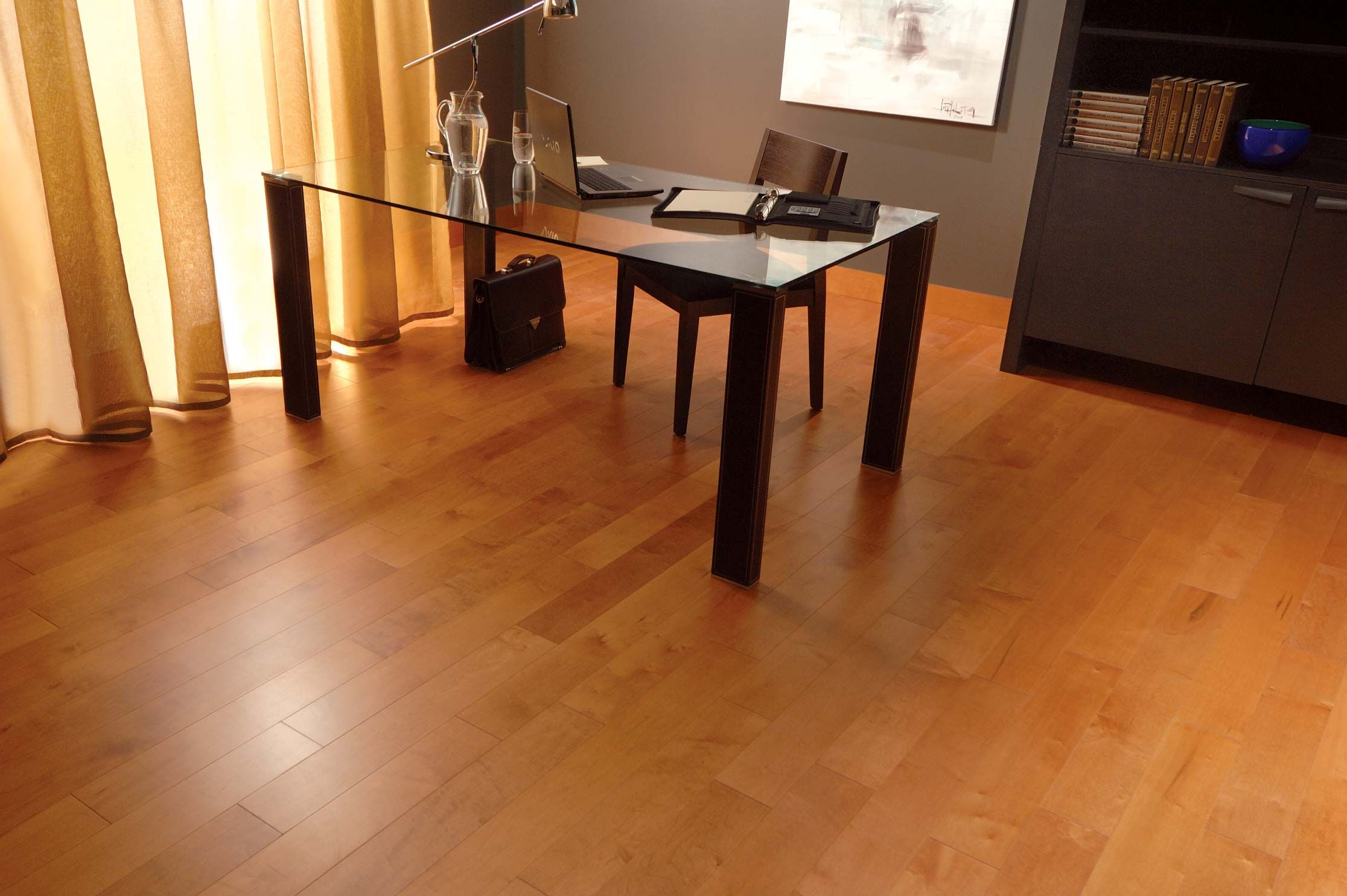 Maple auburn mirage floors call for special price for Mirage hardwood flooring
