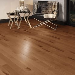 Hardwood Floor Maple North Hatley