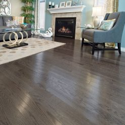 Red Oak Charcoal Mirage Hardwood floors