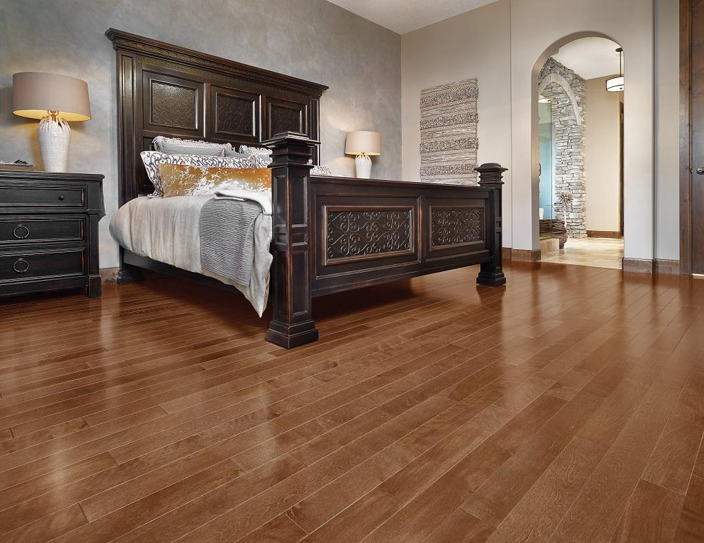 Mirage Hardwood Floors Yellow Birch North Hatley