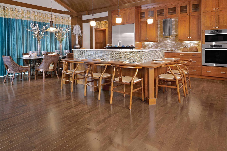 Mirage Hardwood Floors Yellow Birch Savanna