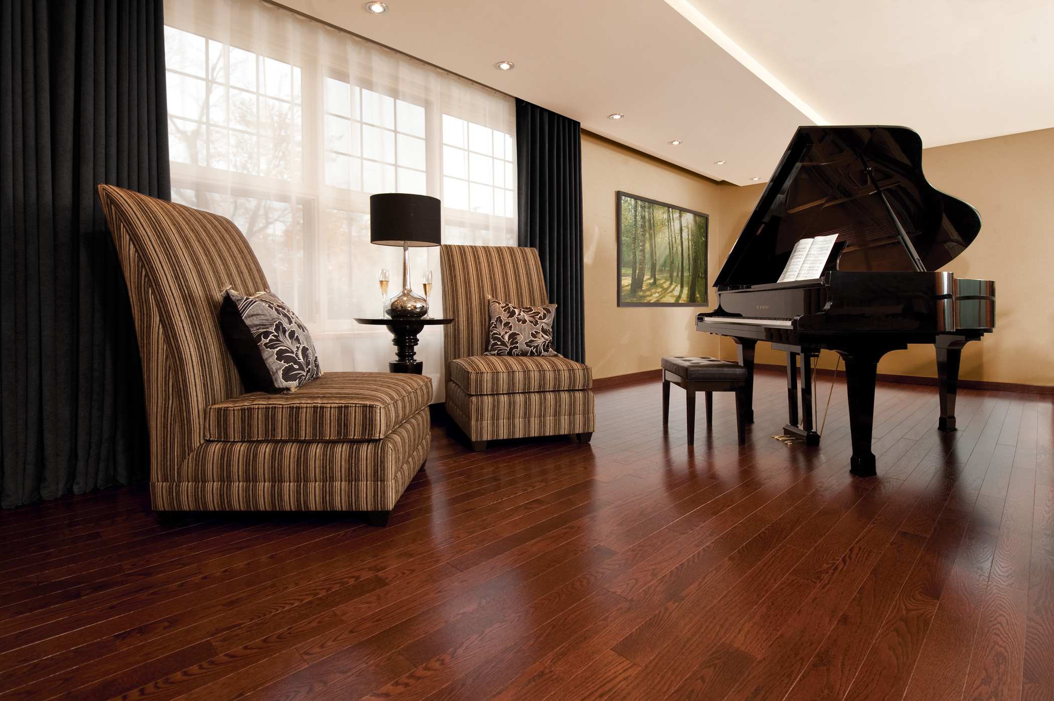 Red Oak Canyon Mirage Hardwood Floors Call For Special