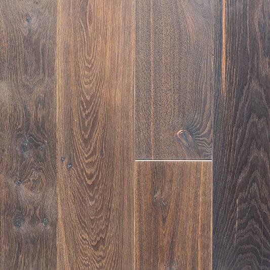 Artistry Hardwood Flooring Smoked Oak