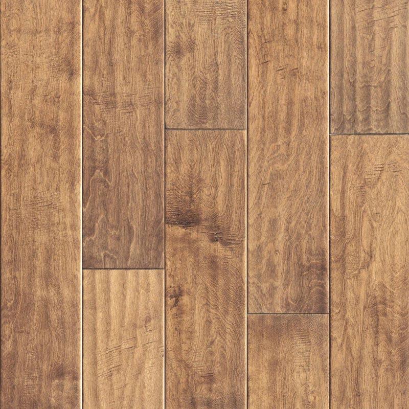 Sand Refinish Maple Hardwood: Ark Hardwood Floors - Santa Clara Flooring