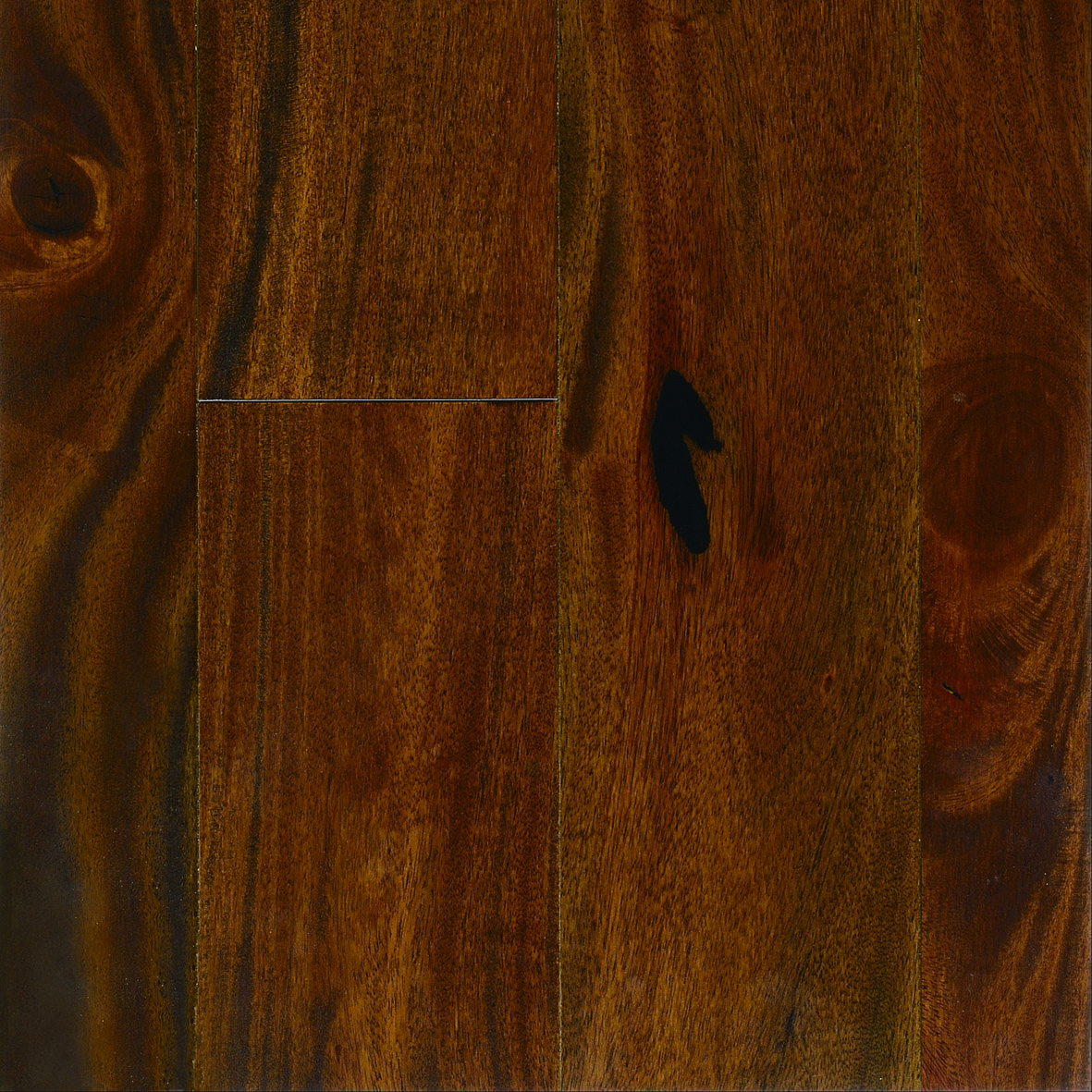 African Cherry Flooring: African Mahogany Cocoa Smooth