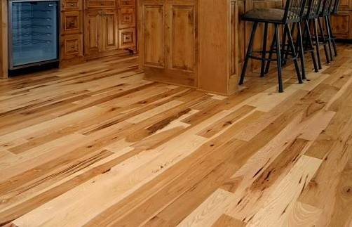 Hickory Natural Engineered Matek Santa Clara Flooring