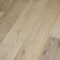 European Whith Oak White Stain Flooring