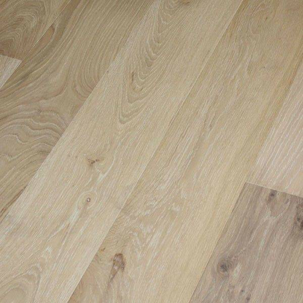 European Whith Oak White Stain Flooring Matek Santa