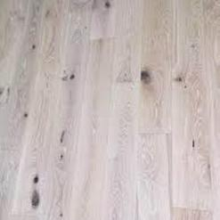 European French Oak Flooring Lighthouse White
