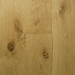 12 Inch Wide Plank European Oak Rue de Millo
